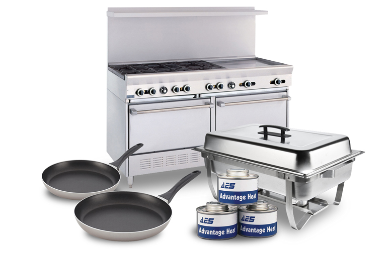 Food Service AES Equipment and Supply